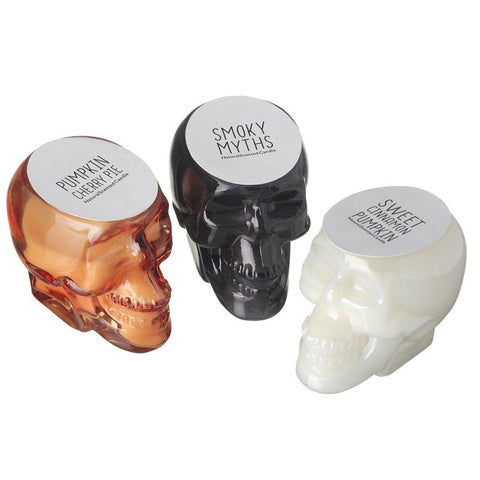 Skull Candle - Choose your scent!