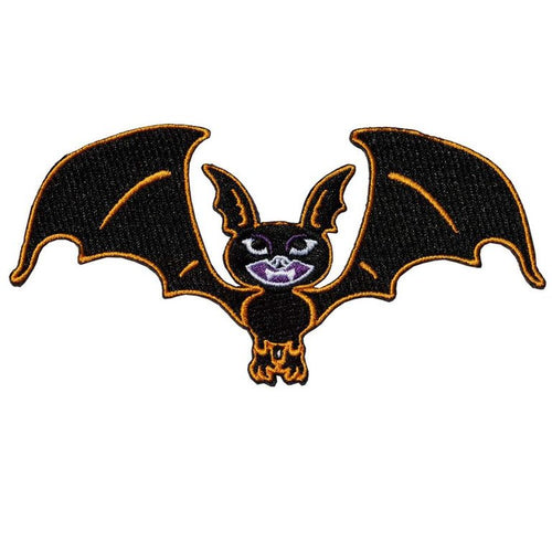 Retro Bat Patch
