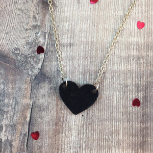 25mm Heart Pendant