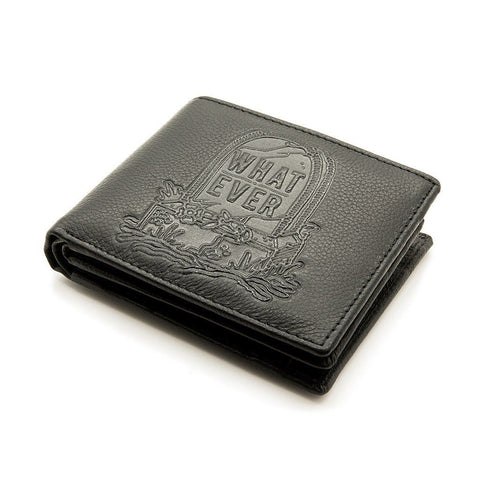 Whatever Genuine Leather Wallet