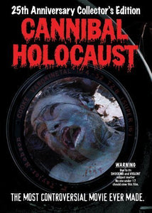 39.Cannibal Holocaust (1979)
