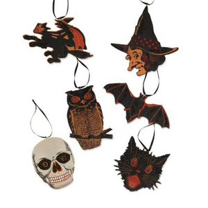 Bethany Lowe Vintage Halloween Ornaments - Each