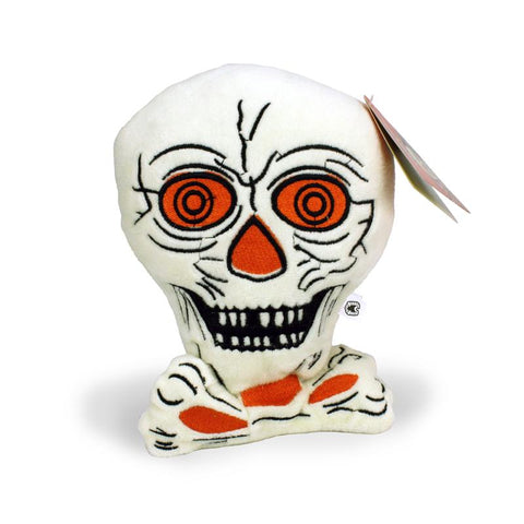Creepy Company Beistle Skull Plush