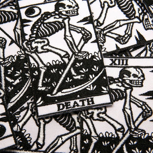 Death Tarot Patch