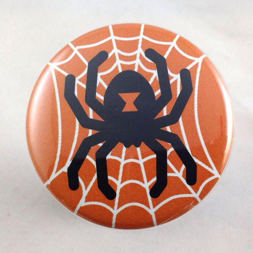 Spider - Choose from Badge or Magnet