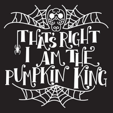 Load image into Gallery viewer, Pumpkin King Tote Bag