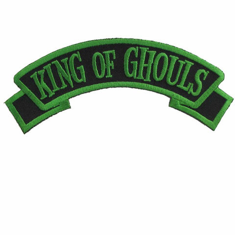 King of Ghouls Patch