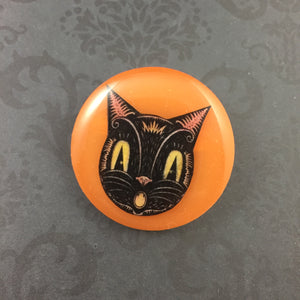 Cat Brooch - Johanna Parker - Partners in Craft