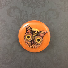 Load image into Gallery viewer, Owl Brooch - Johanna Parker - Partners in Craft
