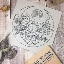 Load image into Gallery viewer, Mabon/Autumn Equinox Print