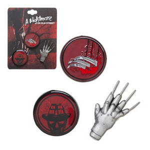 Nightmare on Elm Street Pin Set