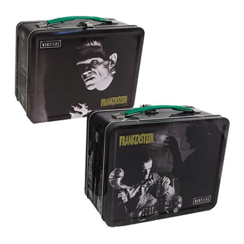 Universal Monsters Frankenstein Tin Lunchbox
