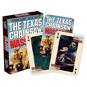 Texas Chainsaw Massacre Playing Card Set