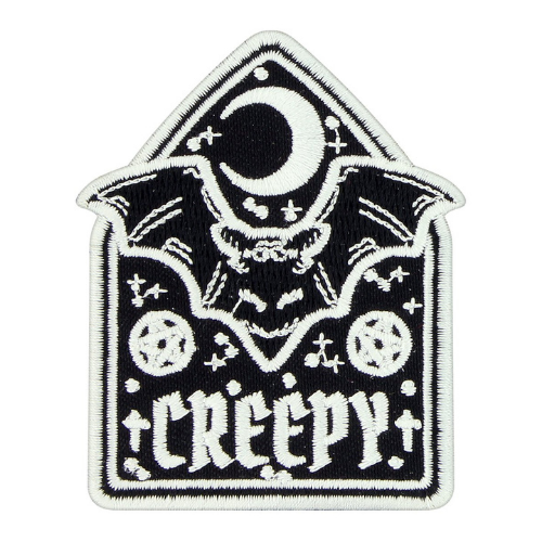 Creepy Bat Patch