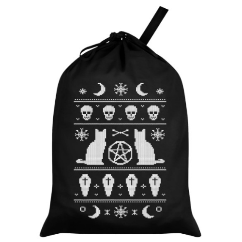 Bewitched Christmas Gift Sack