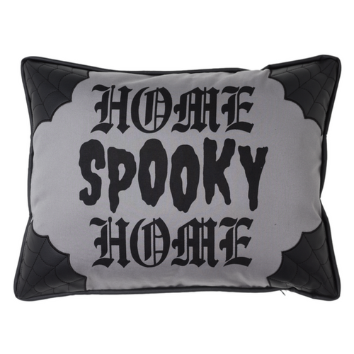 Home Spooky Home Cushion