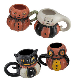 Johanna Parker Pumpkin Peeps Mug - Choose your favourite!