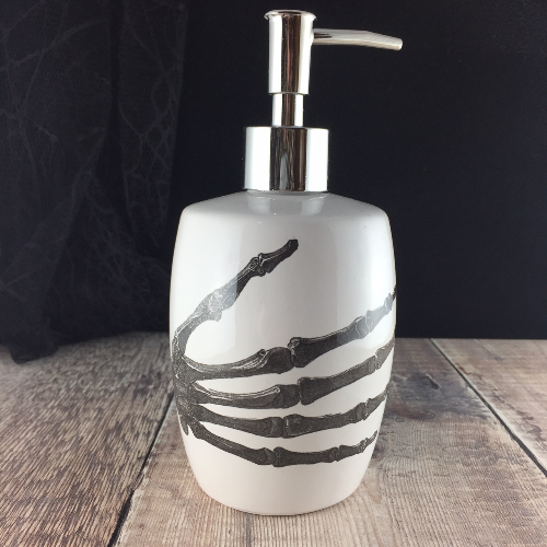 Skeleton China Handwash Soap Dispenser