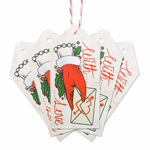 With Love Gift Tags - Pack of 10