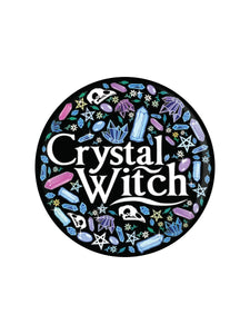 Crystal Witch Badge