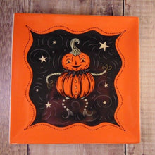 Load image into Gallery viewer, Johanna Parker Design Pumpkin Peeps Plates - Choose your favourite!