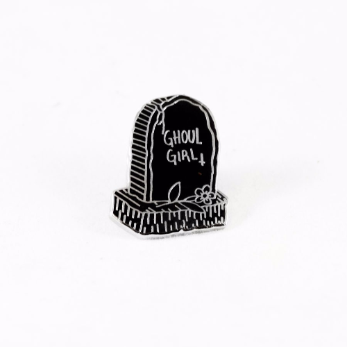 Ghoul Girl Pin