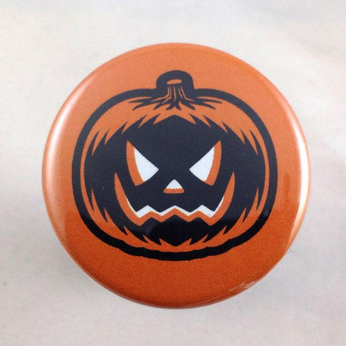 Jack O Lantern - Choose from Badge or Magnet