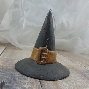 Witches Hat Decoration by Bethany Lowe