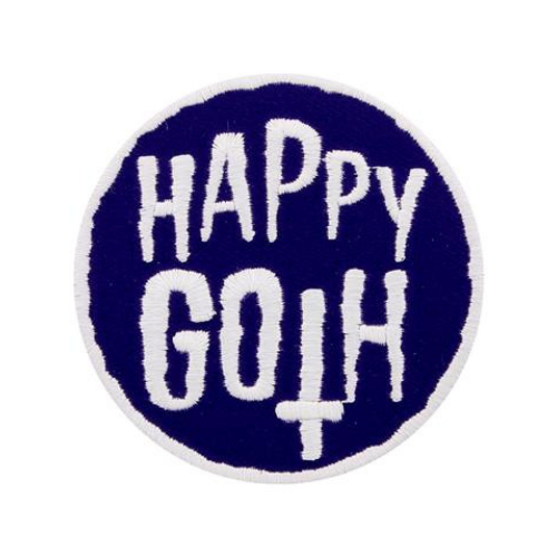 Happy Goth Patch