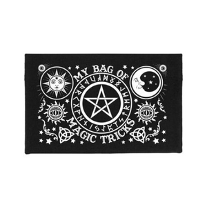 Ouija 'Bag of Magic Tricks' Makeup Bag