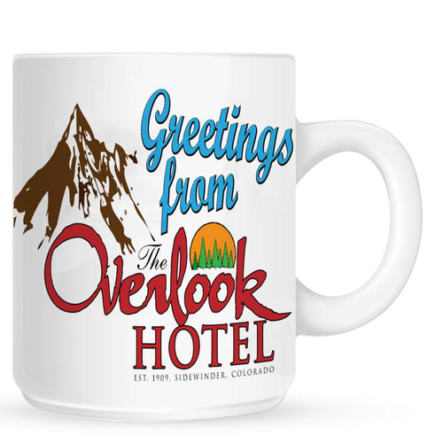 Shining Overlook Hotel Mug