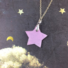 Load image into Gallery viewer, 35mm Star Pendant