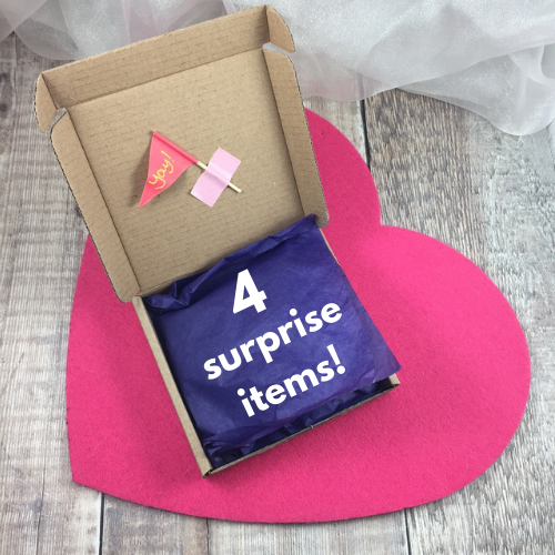Grab Box - 4 surprise items!