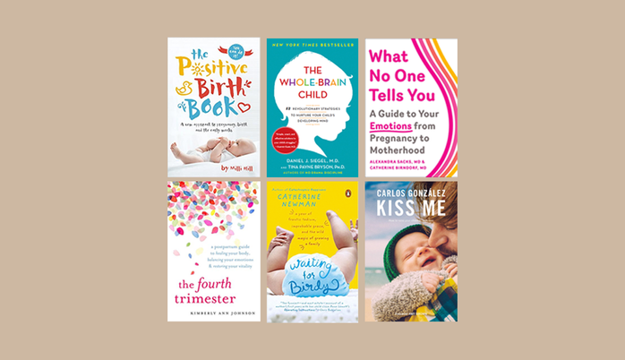10 Books and podcasts to enjoy during and after pregnancy