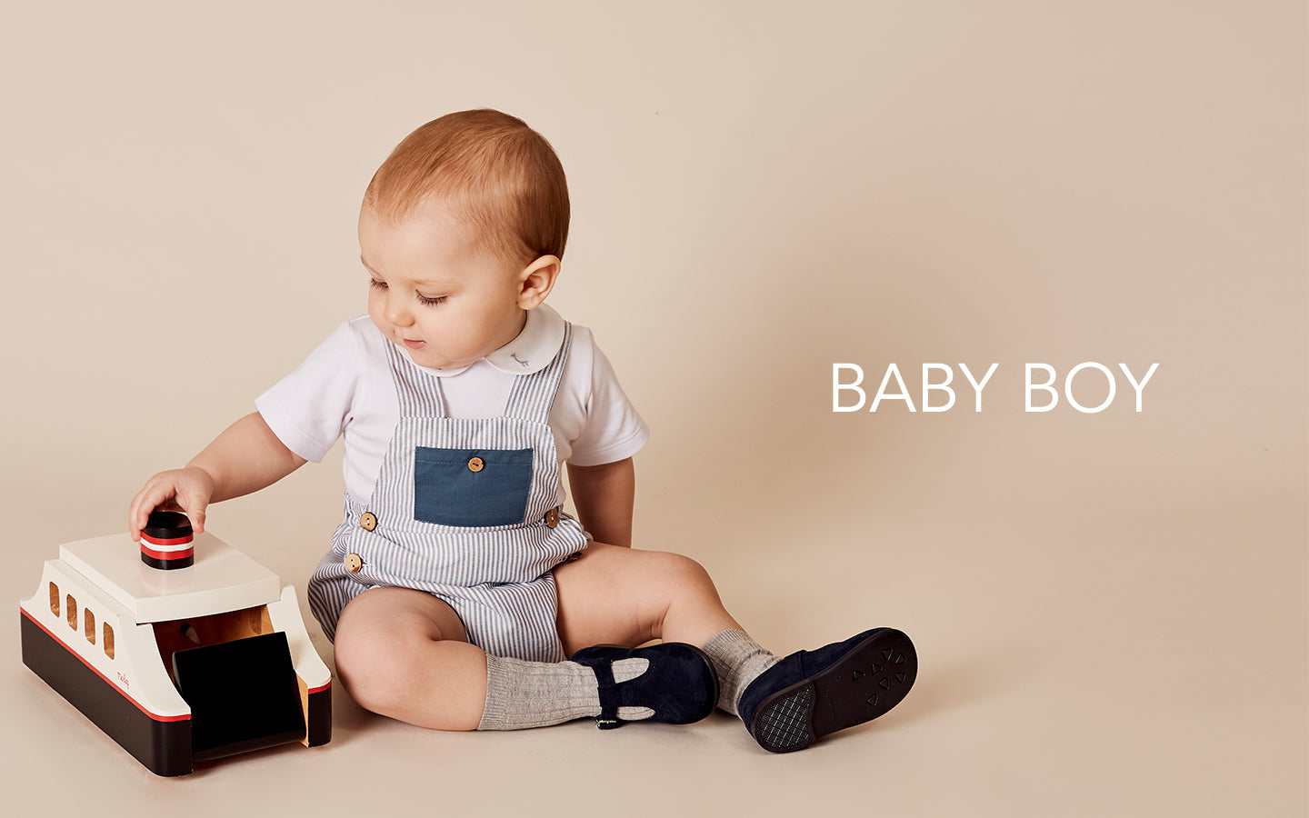 BABY BOY LOOKBOOK