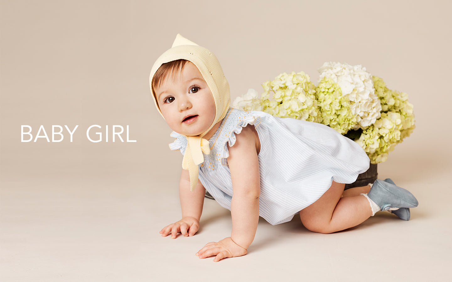 BABY GIRL LOOKBOOK