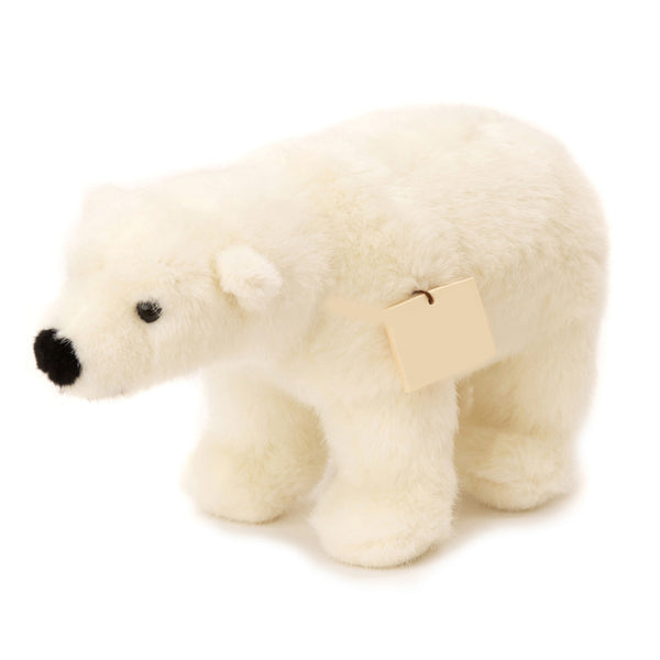 Polar Bear Toy - Toy - PEPA AND CO