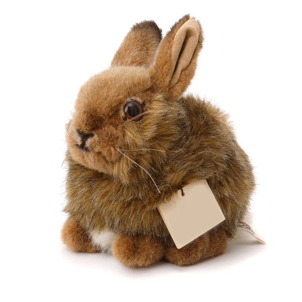 Brown Rabbit - Toy - PEPA AND CO
