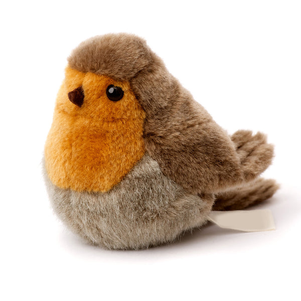 Soft toy bird