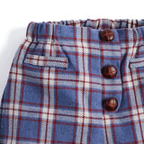 Blue Checked Bloomers - BLOOMER - PEPA AND CO