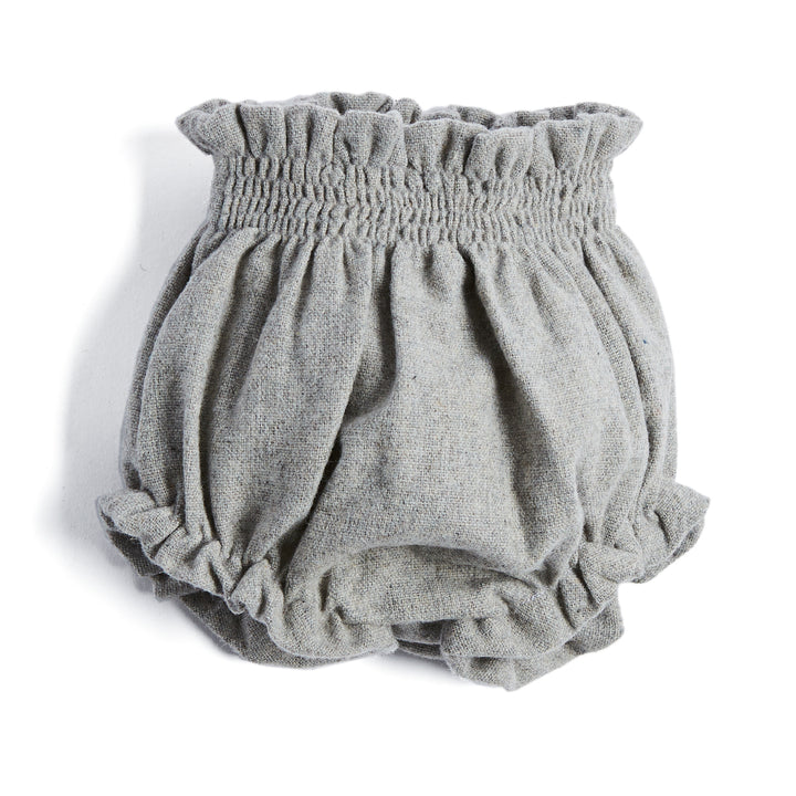 Classic Grey Cotton Bloomers - BLOOMER - PEPA AND CO
