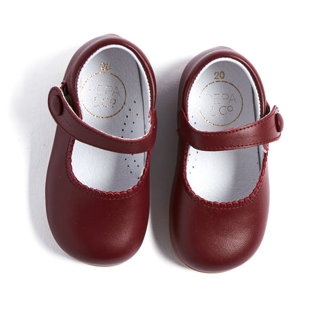 Mary Jane Shoes For Girls | Soft