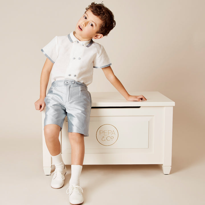 Page Boy Look 15 - Look - PEPA AND CO
