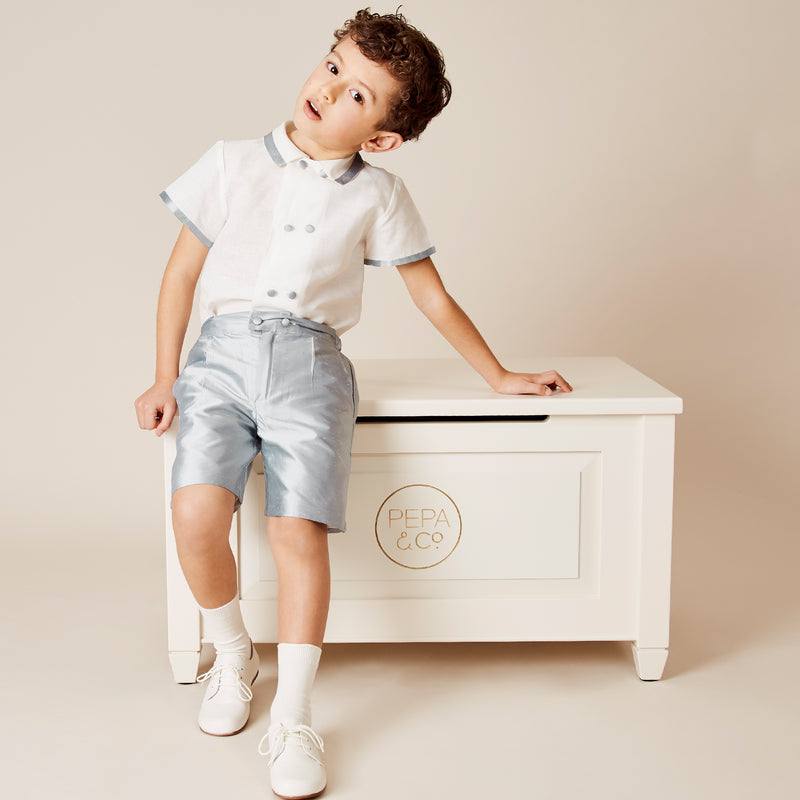 Page Boy Look 15 -  - PEPA AND CO