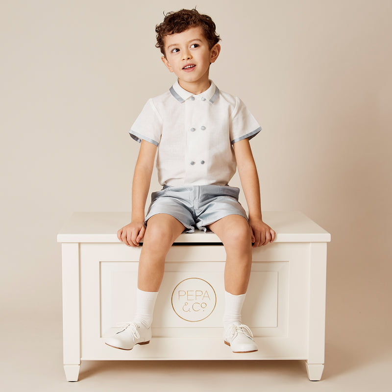 Page Boy Look 16 - Look - PEPA AND CO