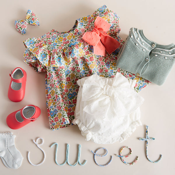 BABY GIRL LOOK SS21 14 - Look - PEPA AND CO