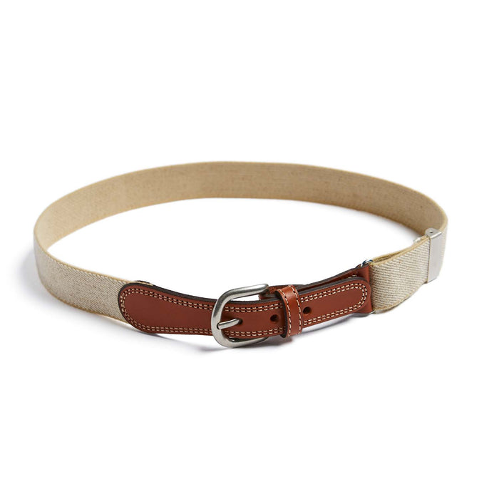 Cream Boy's Belt - Belt & Braces - PEPA AND CO