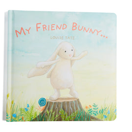 My Friend Bunny Book - Toy - PEPA AND CO