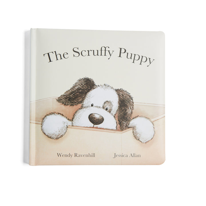 The Scruffy Puppy Book - Toy - PEPA AND CO
