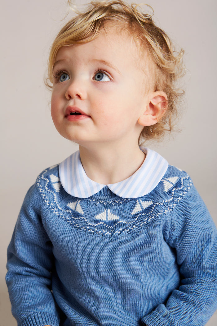 BABY BOY LOOK SS21 3 - Look - PEPA AND CO